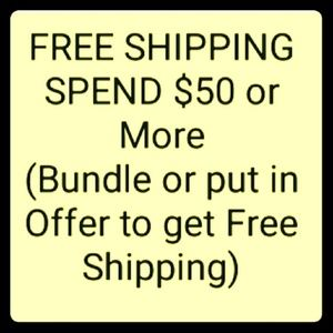 Other - FREE SHIPPING!!